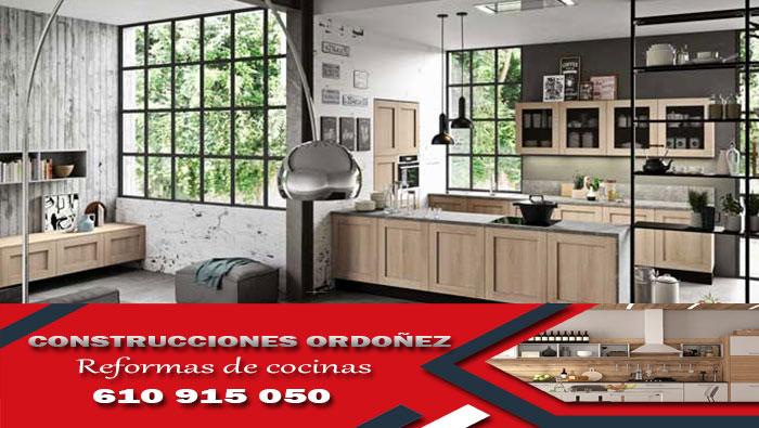 Reformas cocina Valencia